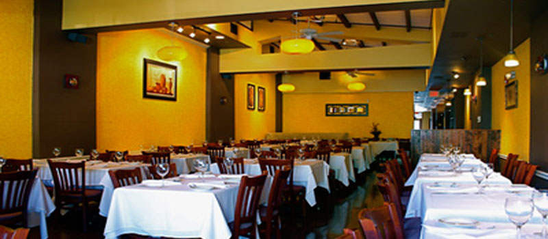 D'oro Restaurant, Chatham, NJ
