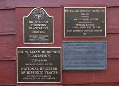 Dr. Robinson Museum