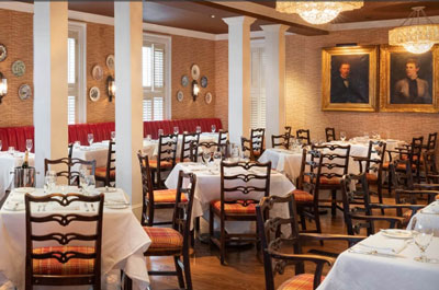 Ebbitt Room Restaurant, Cape May, NJ