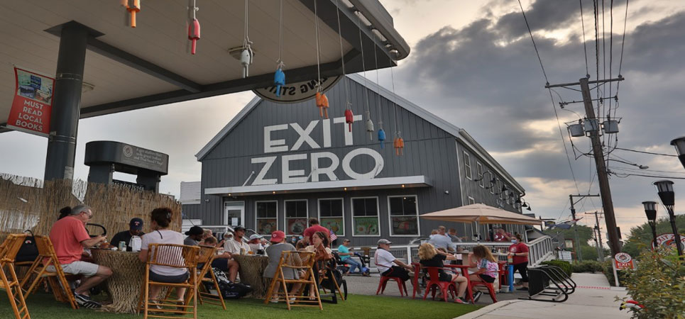 Exit Zero Filling Station, Cape May, NJ