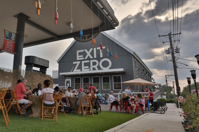 Exit Zero Filling Station, Cape May