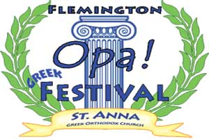 Annual Flemington Opa! Festival