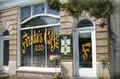 Freda's Cafe & Deli