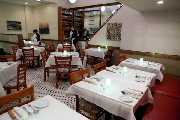 Fricassee French Bistro