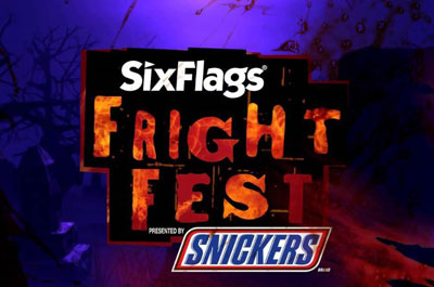Fright Fest Six Flags