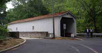 Green Sergeant's Covered Bridge