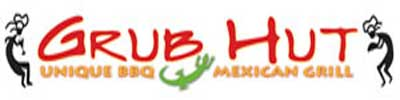 Grub Hut, BBQ, Mexican