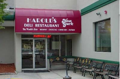 Harold's New York Deli