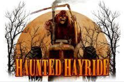 Haunted Hayrides Allaire Village