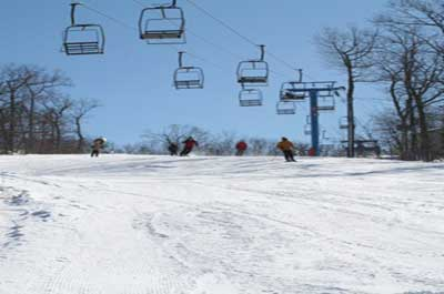 NJ Ski Areas