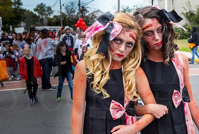 Highlands Zombie Parade