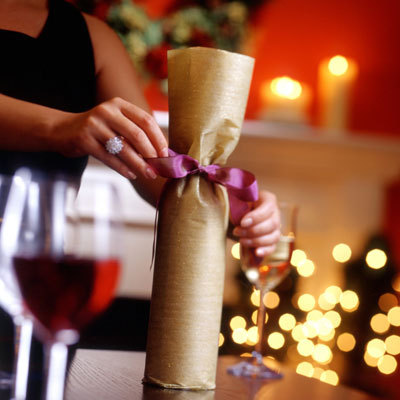 Wine Wrapped