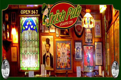 Irish Pub Inn, Atlantic City, NJ