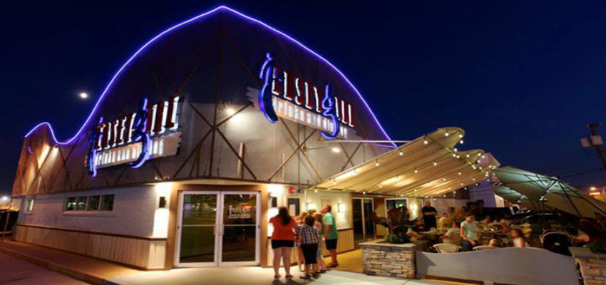 Jersey Girl Drinks And Dining Wildwood Nj A Restaurant