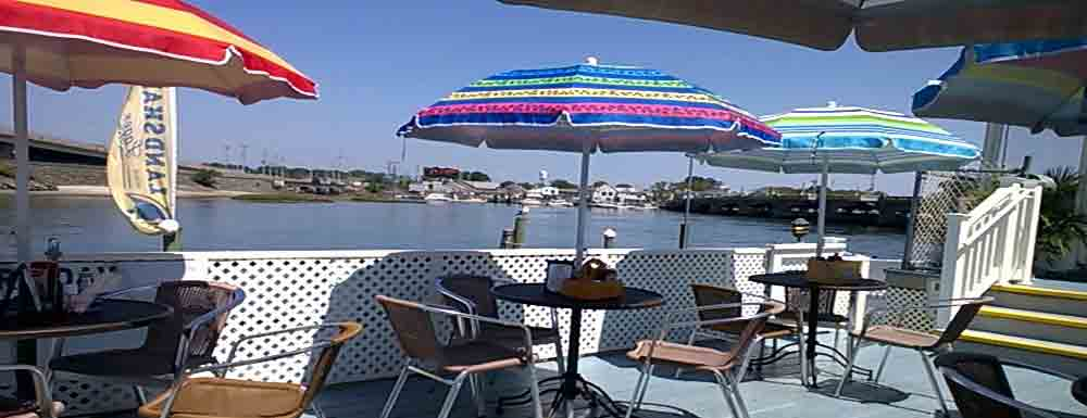 Klein 39 s fish market waterside cafe belmar nj a for Belmar nj fishing