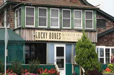 Lucky Bones Backwater Grille