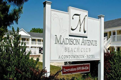 Madison Ave Beach Club
