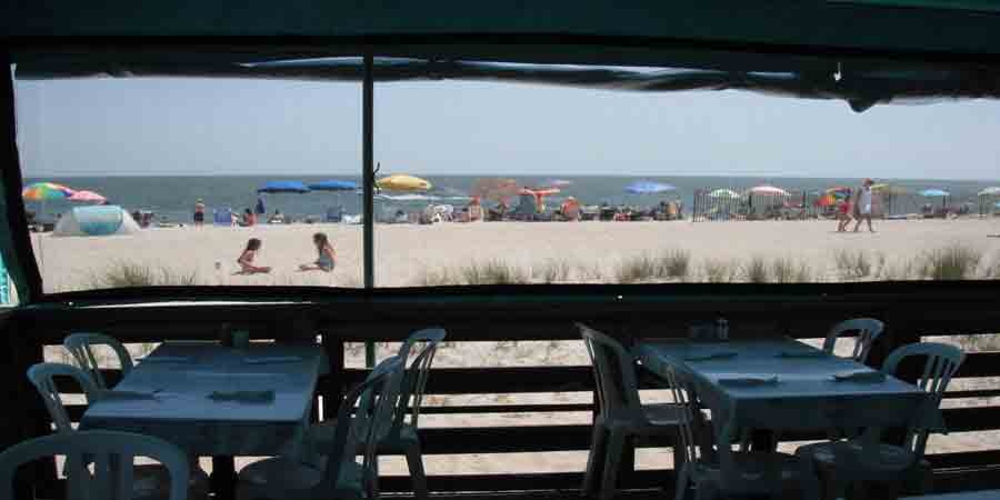 McGlades Restaurant On The Pier, Cape May