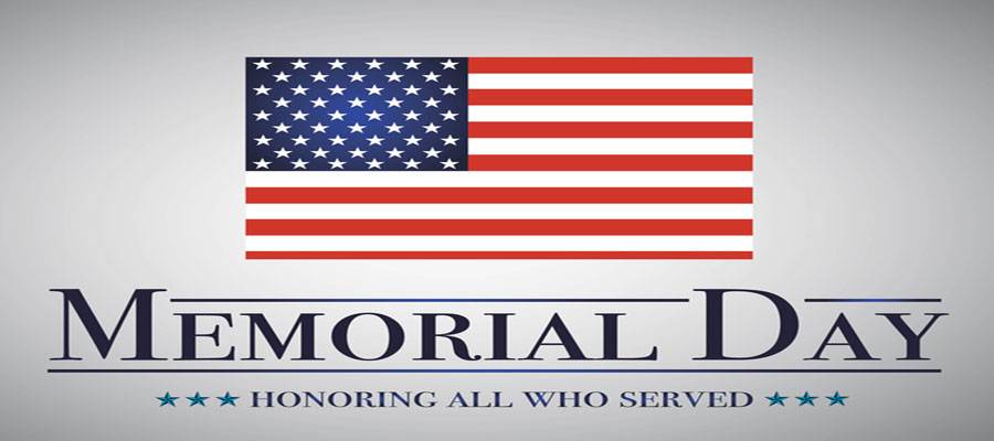 Central Jersey Memorial Day  Events