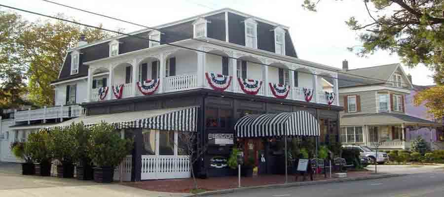 The Merion Inn Restaurant Cape May Nj A Dining Review