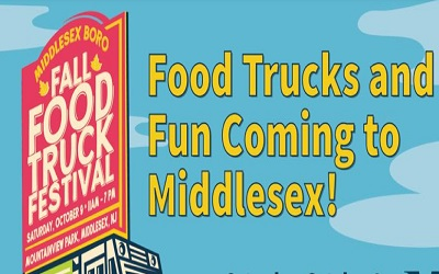 Middlesex Borough Food truck Festival