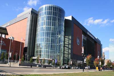The Prudential Center, Newark