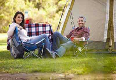 NJ State Camping Parks