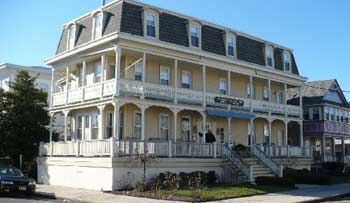 Ocean Grove Carriage Inn