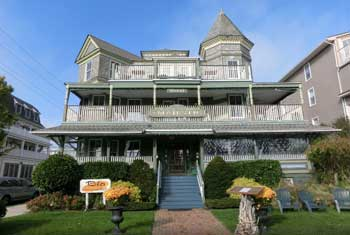 The jersey shore a visitors guide for Best boutique hotels jersey shore
