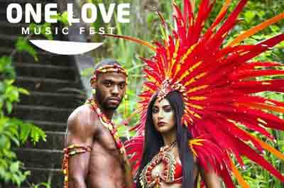 One Love: Caribbean Music Festival