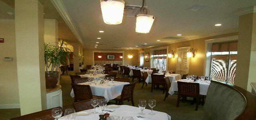 Pacific Grill, Wildwood