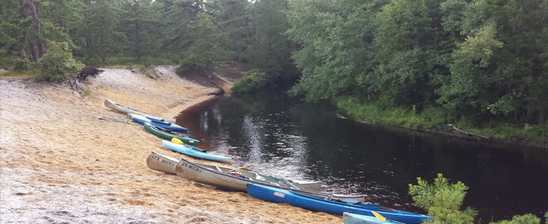 Pine Barrens Canoeing and Kayaking