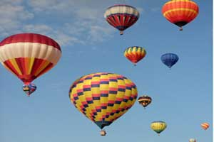 The  New Jersey Lottery Festival of Ballooning