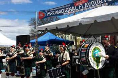 International Flavour Festival