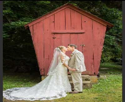 Red Museum Village Wedding