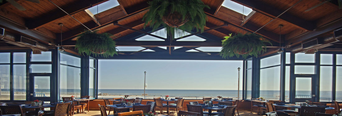Rooney s oceanfront restaurant long branch nj a dining