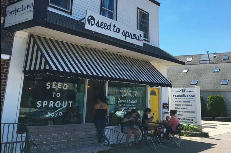 Seed to Sprout Vegan Restaurant