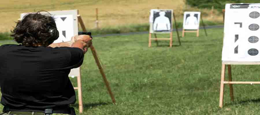 Shooting Ranges in New Jersey