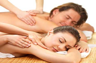 Day spas and massages