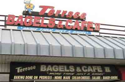 Terrace Bagels & Cafe