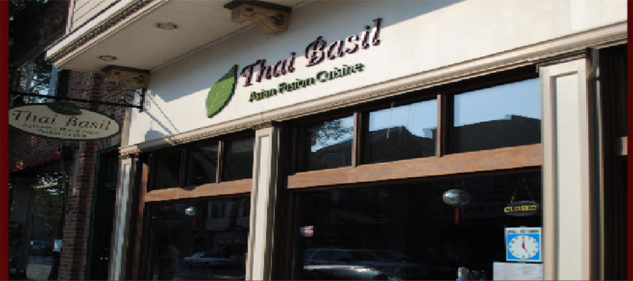 Thai Basil, Collingswood, NJ