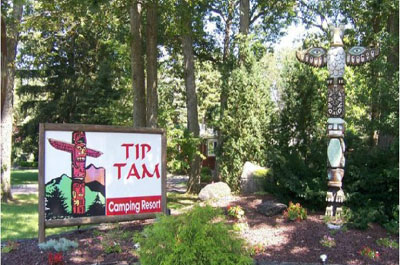 Tim Tam Camping Resort
