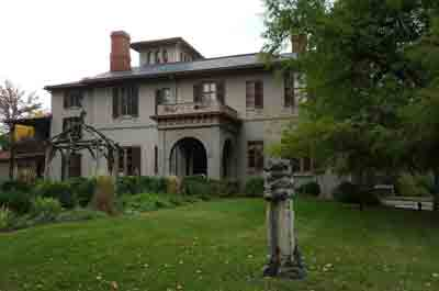 The Trenton City Museum at Ellarslie Mansion