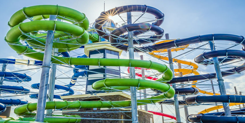 The Best Water Parks In New Jersey