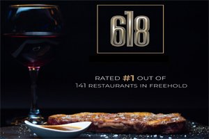 618 Restaurant, Freehold, NJ