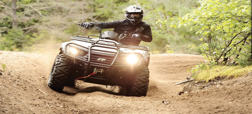 ATV Trails and Parks in New Jersey