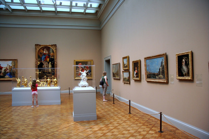 Art Museums, Exhibitions, Shows