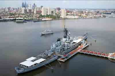 Battleship New Jersey Museum and Memorial