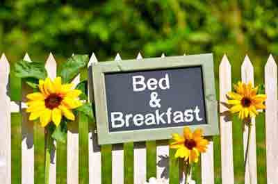 Romantic Bed and Breakfast