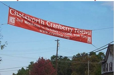 Chatsworth Cranberry Festival